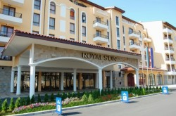 Royal Sun Apartments ***